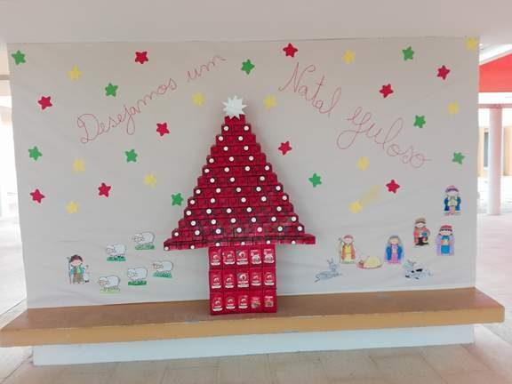O resultado final!  Desejamos a todos um Feliz e Guloso Natal!!!