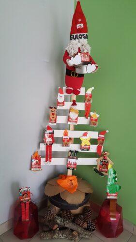 Árvore de Natal Guloso: Eis o trabalho final - Um Feliz Natal Guloso para todos!!