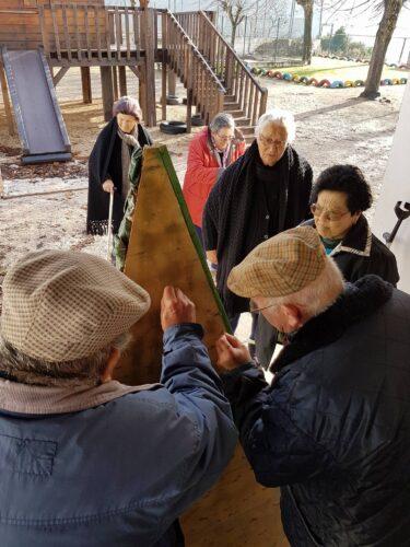 Passo a passo decoração dos idosos