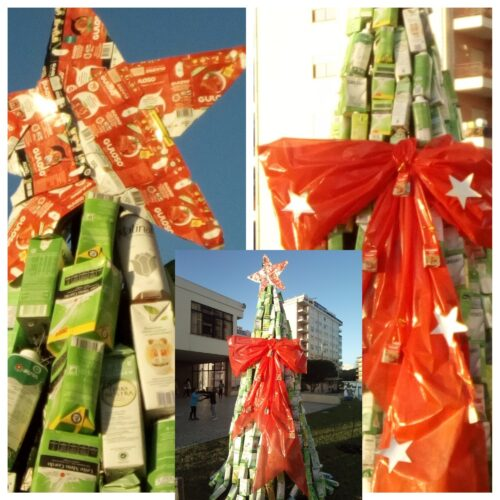 Detalhes da Árvore de Natal Abadias