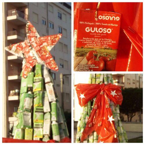 Pormenores da Árvore de Natal ABADIAS