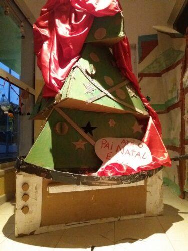Árvore do Pai Natal Guloso. Sim!!! Porque até o Pai Natal é doido por GULOSO...