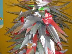 A árvore de Natal de 2017 <br/>EB1 de Freiria