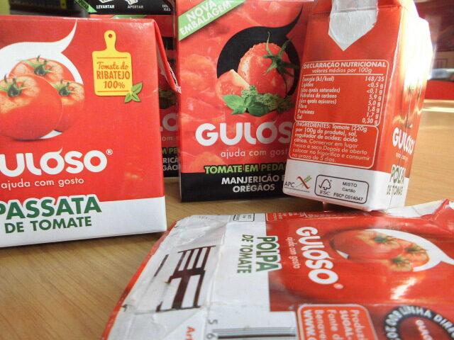 Embalagens da Guloso
