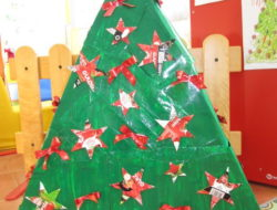 Árvore de Natal da guloso.