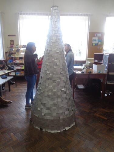 Base da árvore concluída