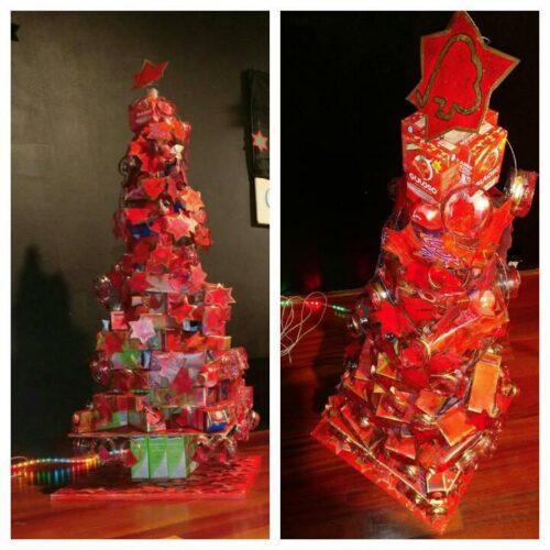 Árvore de Natal a concurso