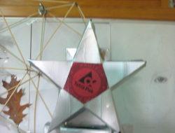 Símbolo da Tetra Pak na estrela