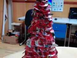 A Árvore de Natal é vermelha, neste Natal Guloso!!!