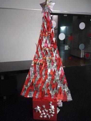 Árvore de Natal da ESF