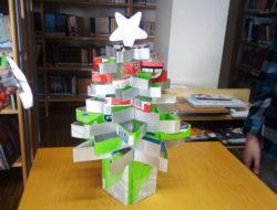 A nossa árvore concluída
