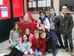 Alguns alunos da turma GULOSA